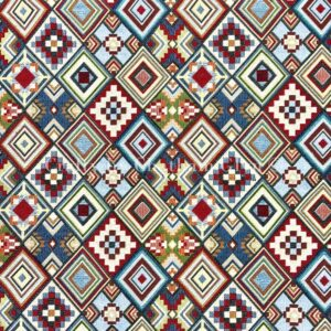 Chatham Glyn New World Tapestry - Little Aztec