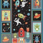 Outer Space Panel